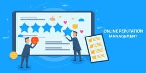 how online reputation management works